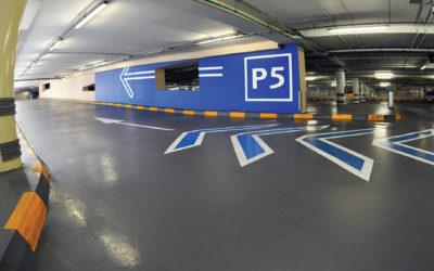 Pavimentos para aparcamientos
