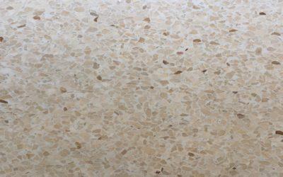 Terrazo continuo pulido de poliuretano Mondéco